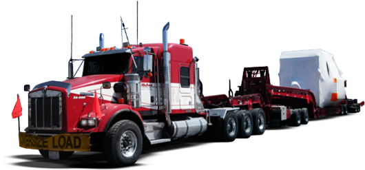 Trucking equipment