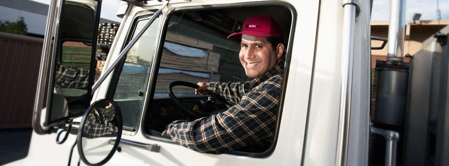 Truck driver jobs