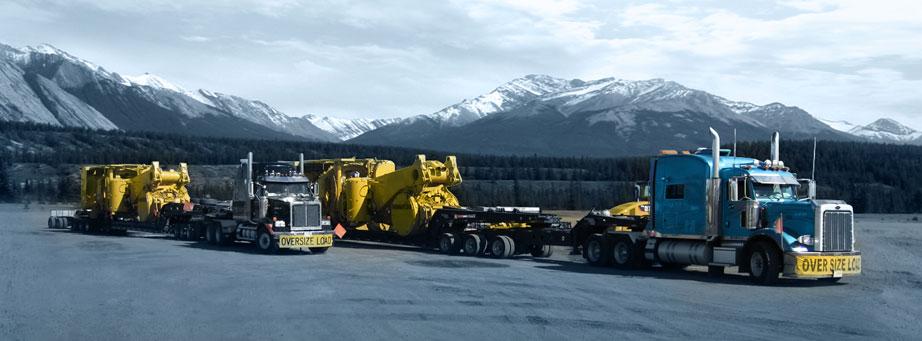 Trucking equipment
