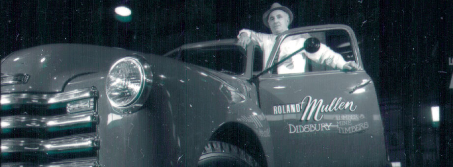 Mullen trucking company history