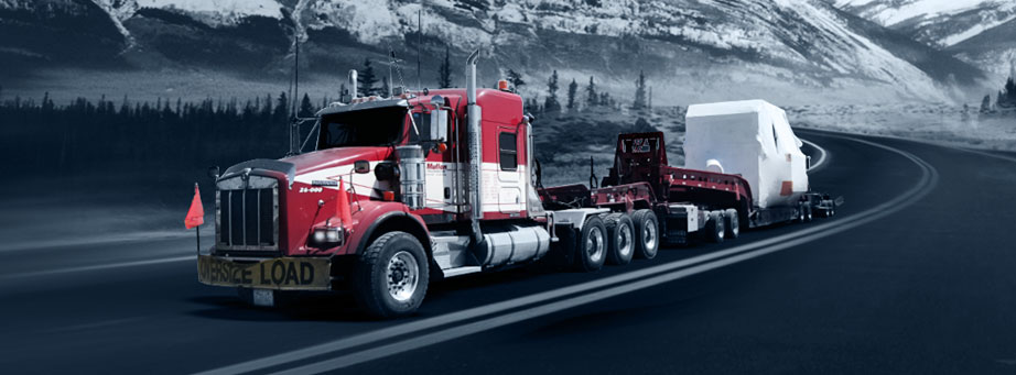 Mullen Trucking services overview